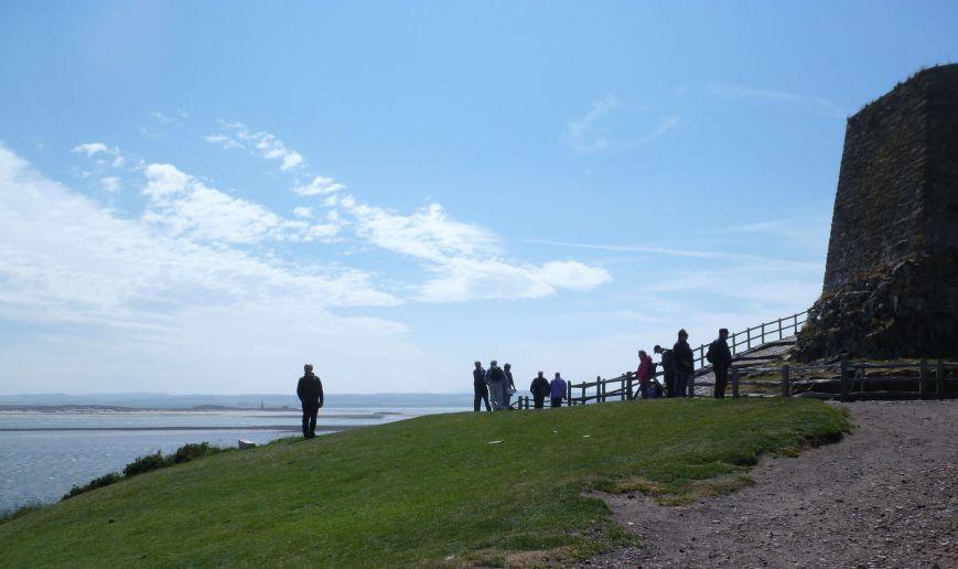 Lindisfarne, Northumberland, 18 June