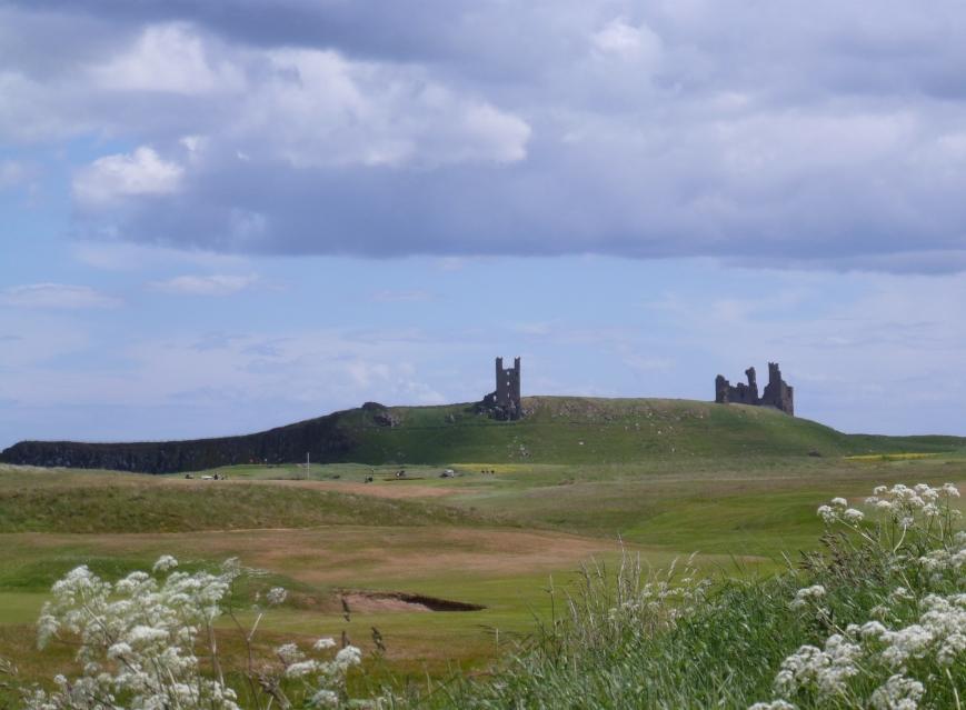 Dunstanburgh Castle 17